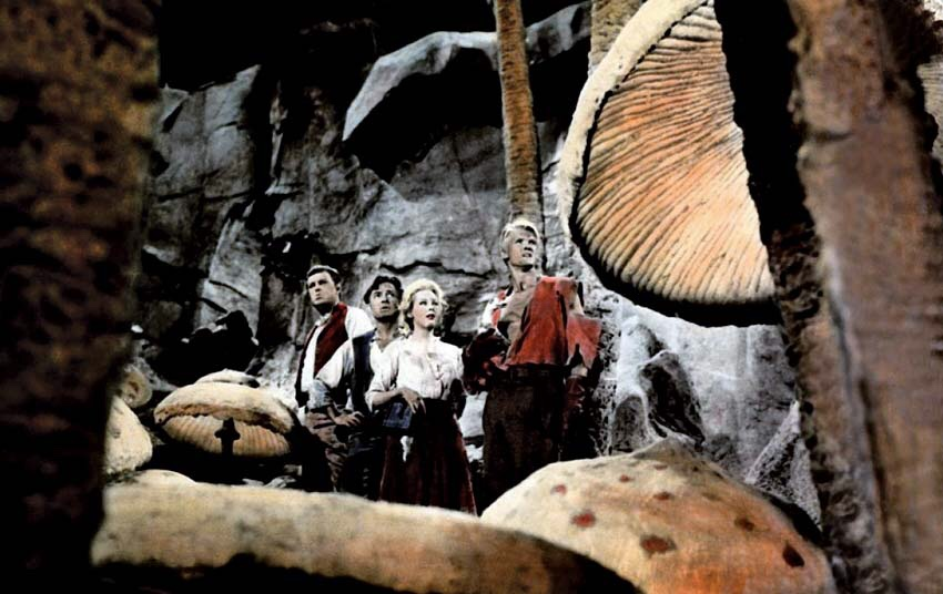 Journey to the Center of Earth movie adaptation