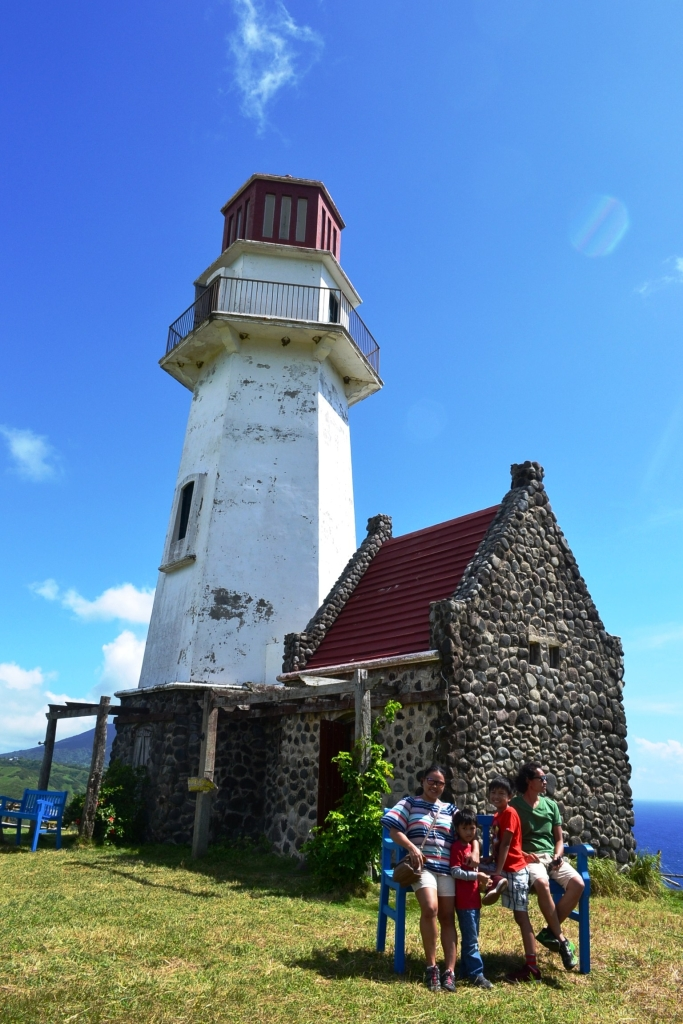 Our family in Batanes